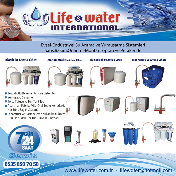life-water